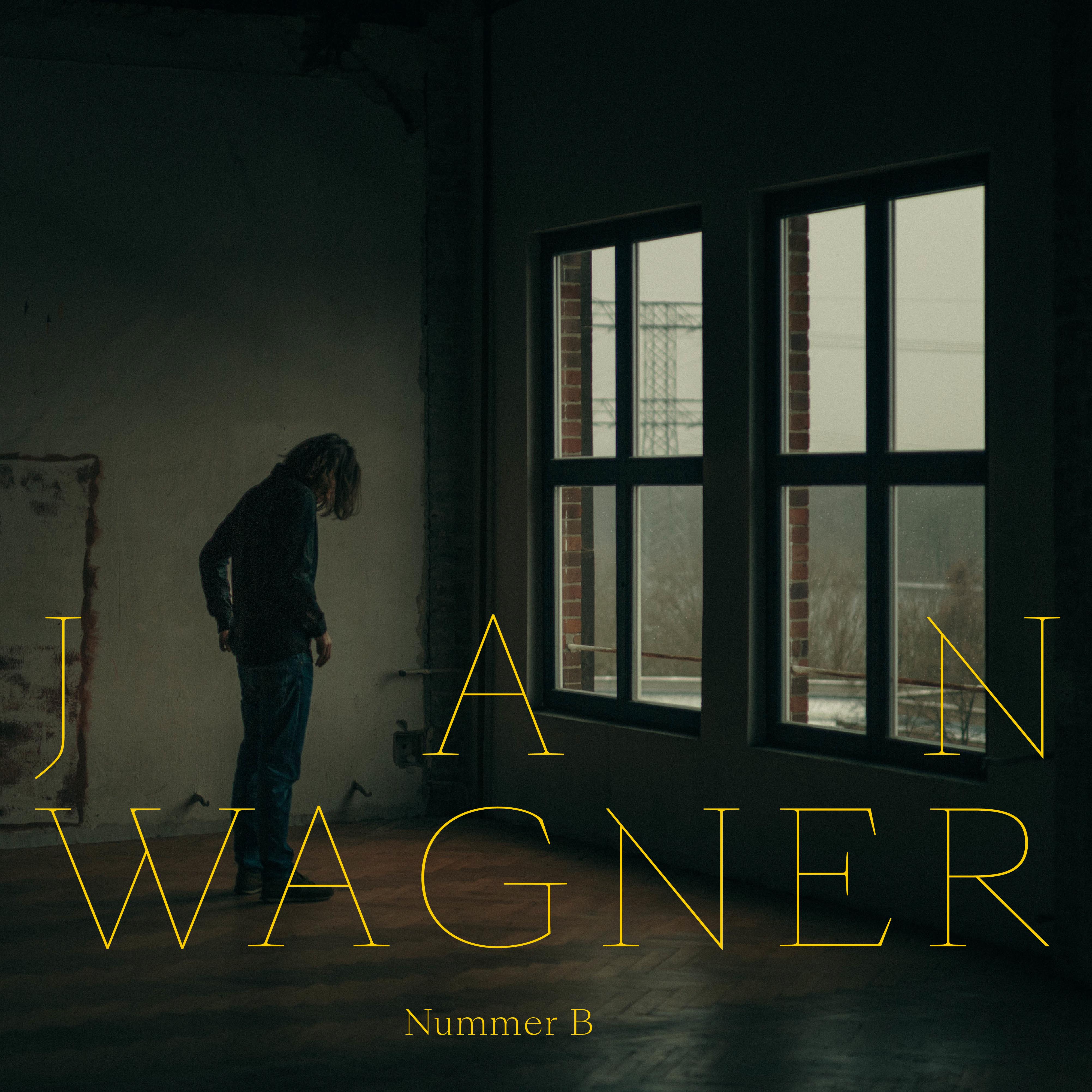 Jan Wagner Nummer B 4000×4000