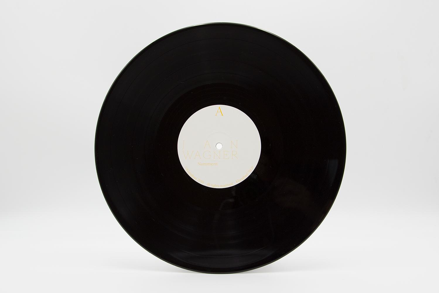 Jan Wagner Vinyl A